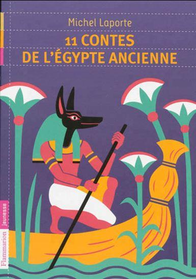 livre 11 contes de l'Egypte ancienne