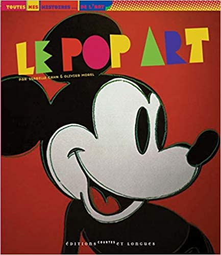 Le pop art livre