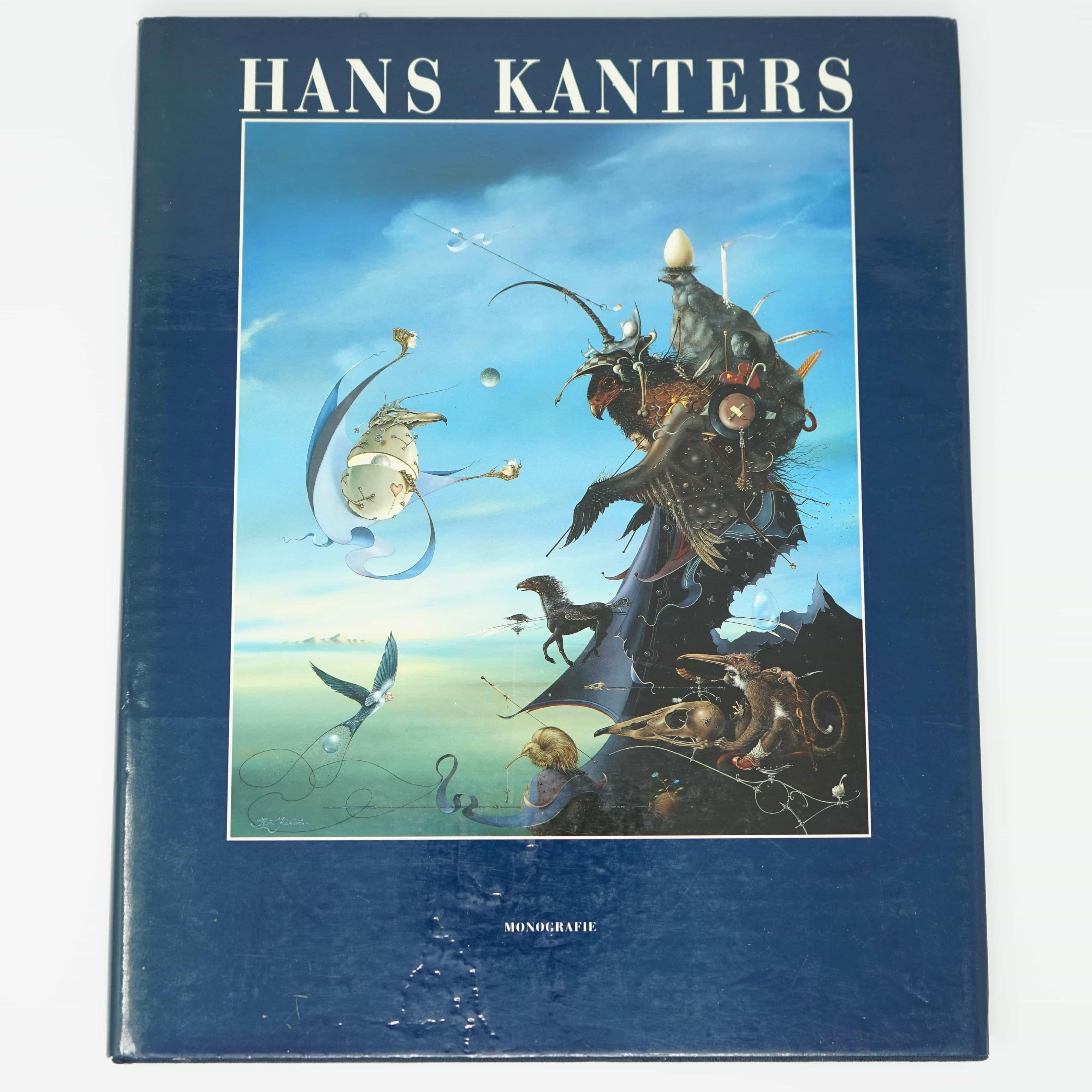 Livre Hans Kanters de 1992