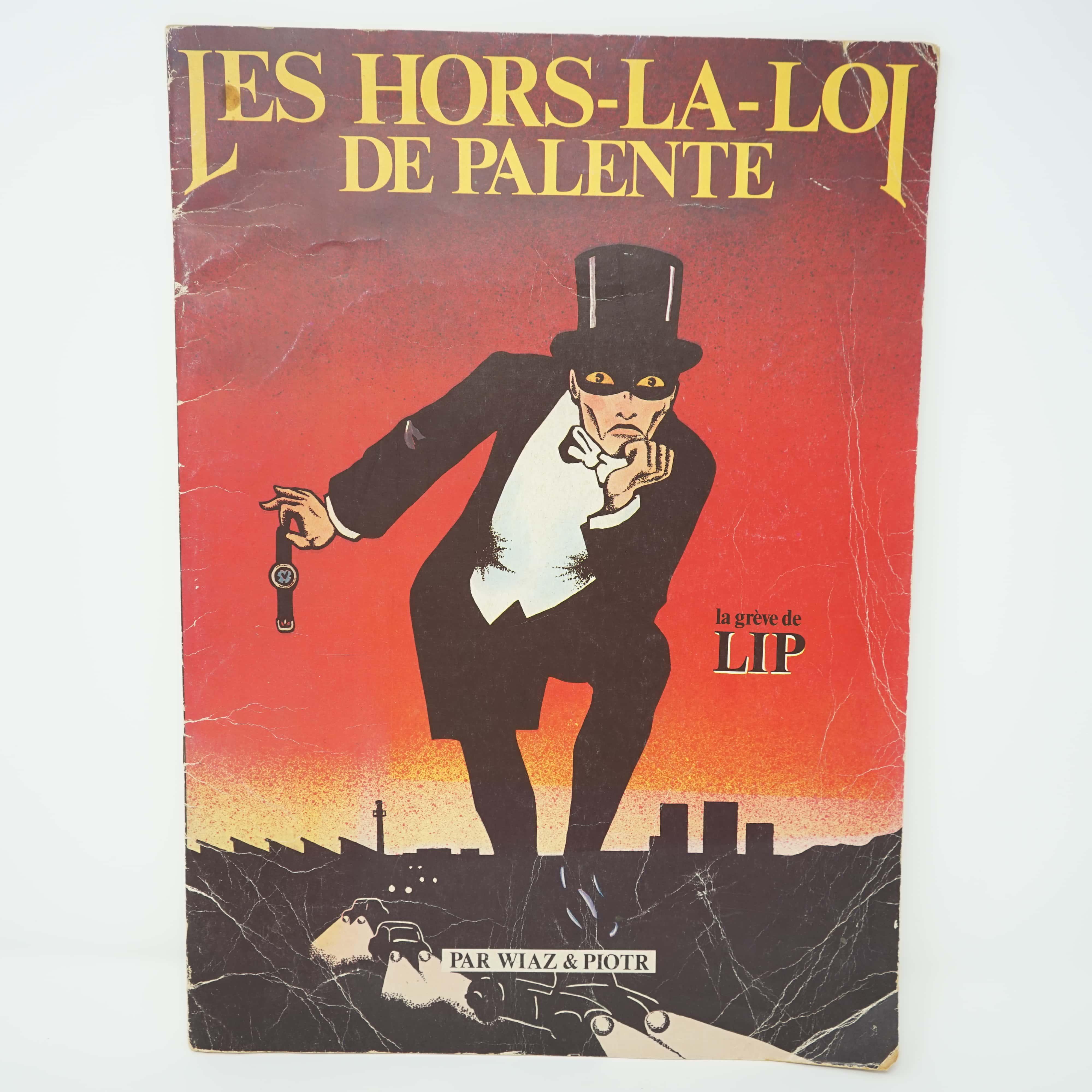 Les Hors-la-Loi de Palente 1974