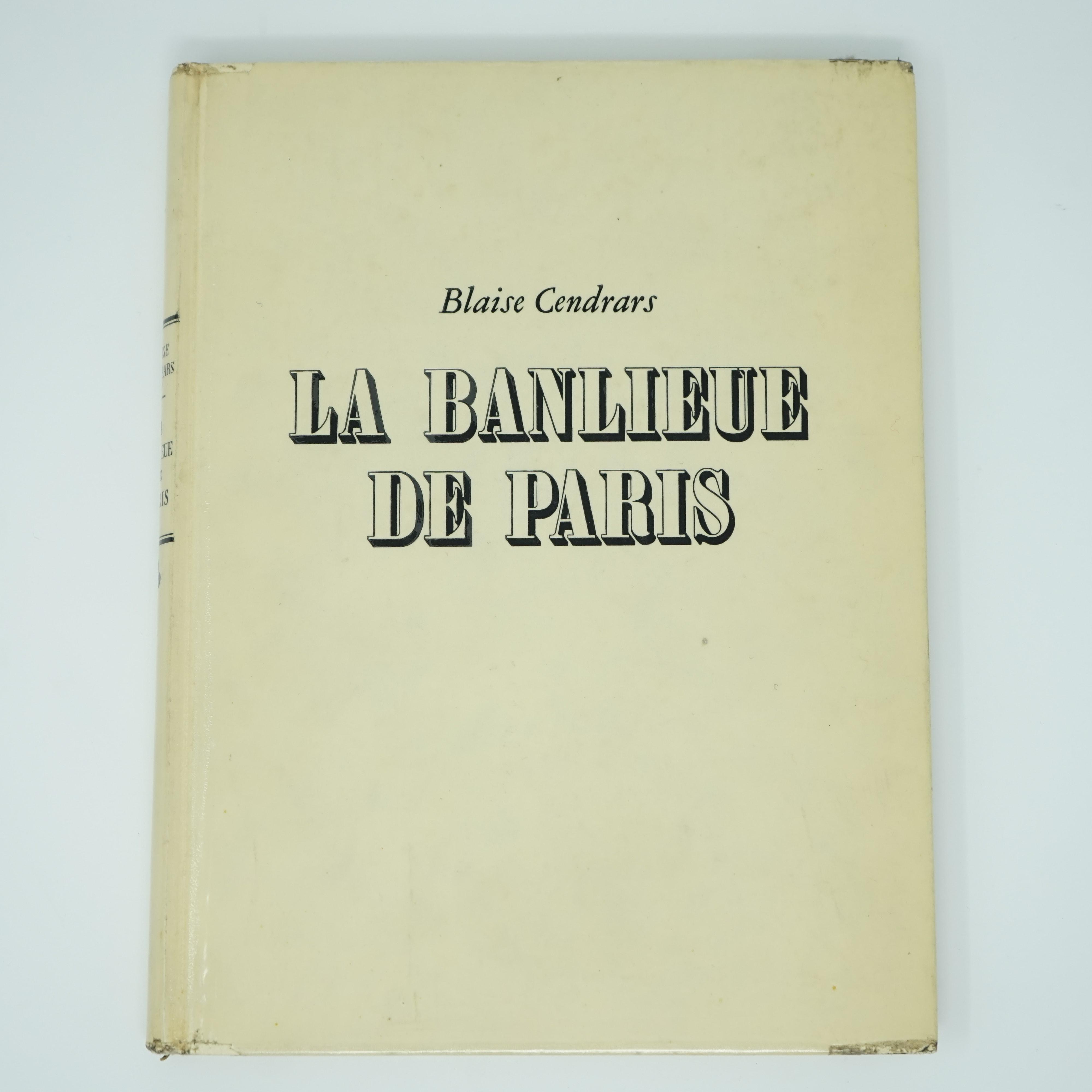 Livre La Banlieue de Paris