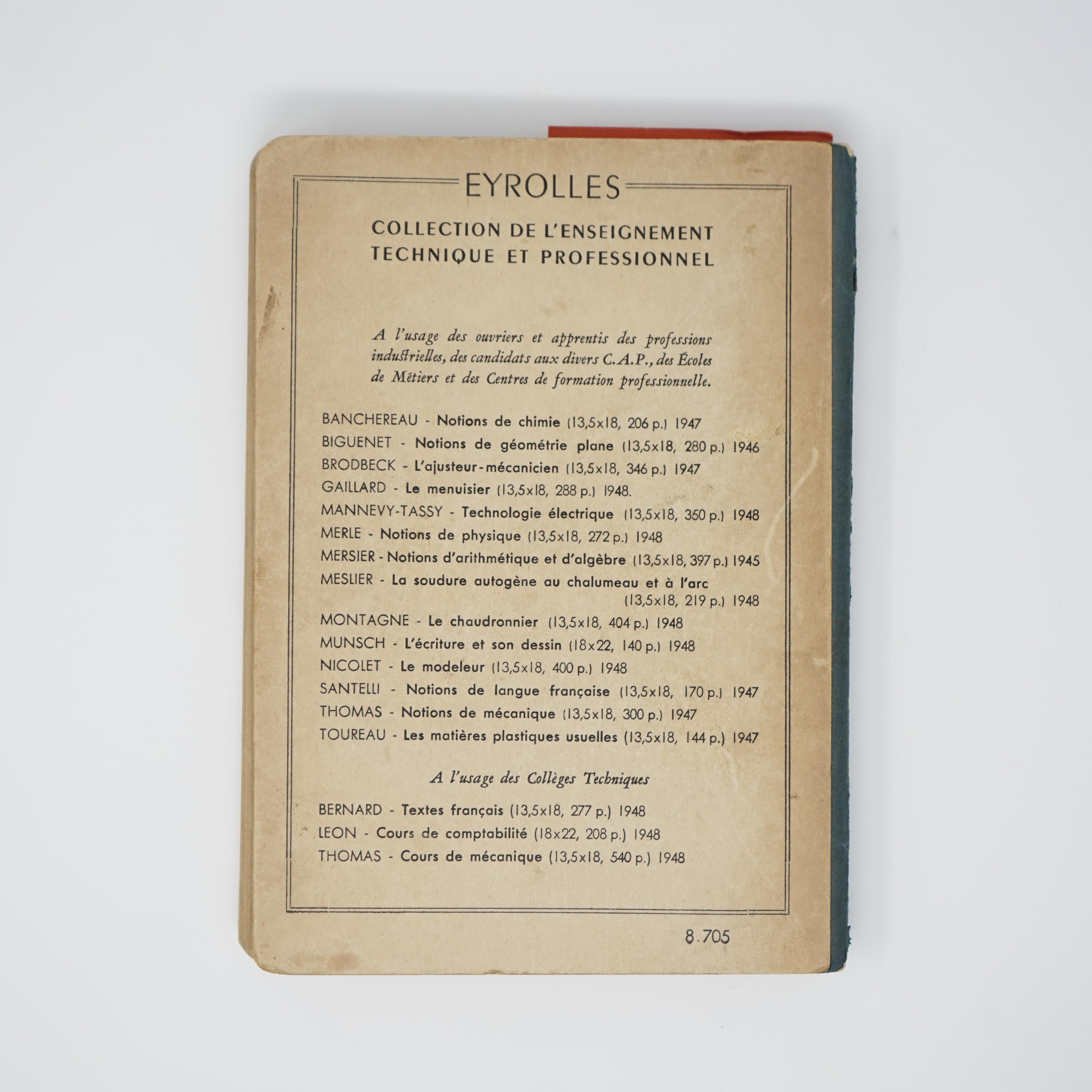 Livre Ancien Le Tourneur