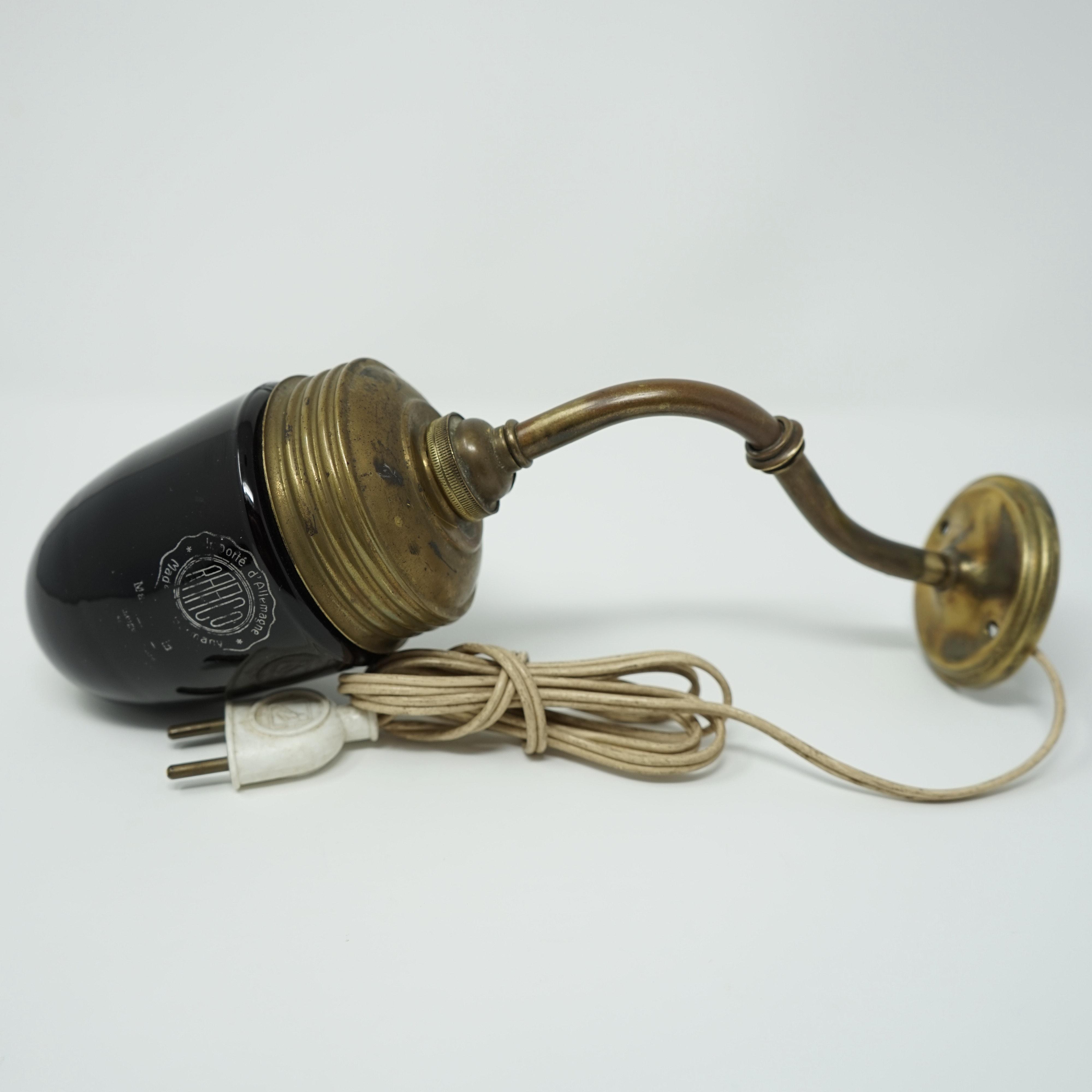 Lampe Ancienne pour Chambre Noire coté