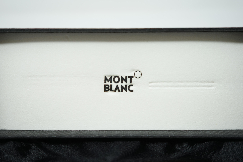Stylo Plume Montblanc Noblesse Oblige Écrin