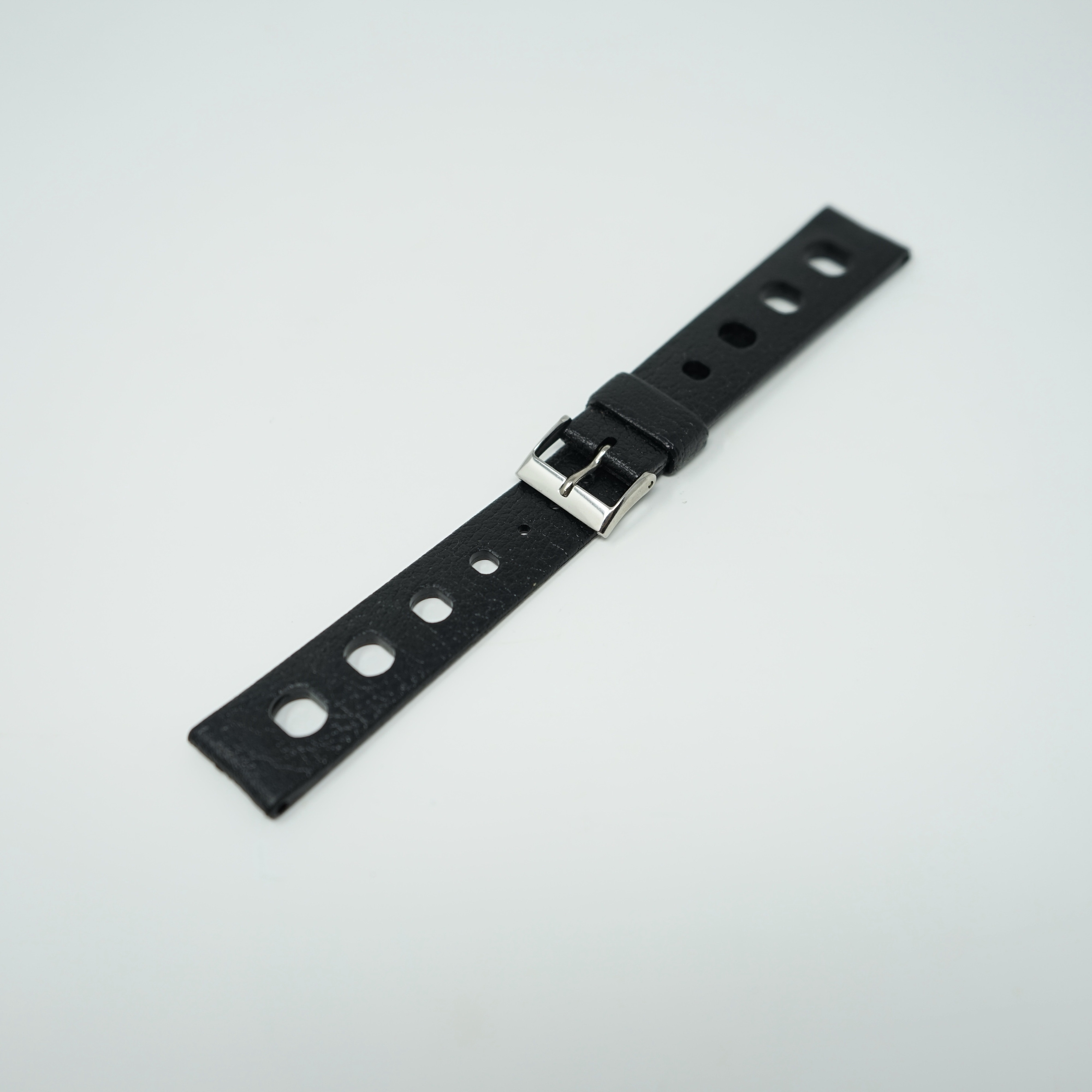Bracelet Tropic Sport Noir 18mm Spécial Nautic-Ski