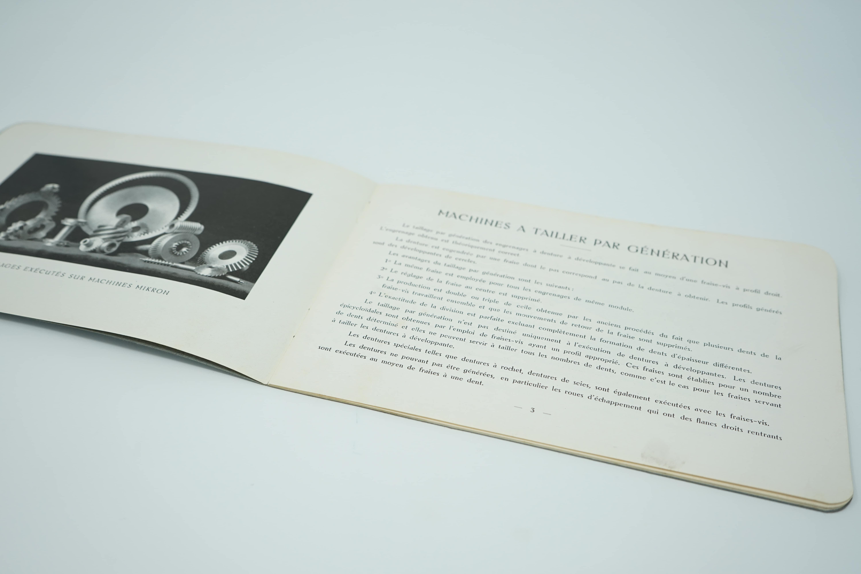 Catalogue Mikron Intérieur