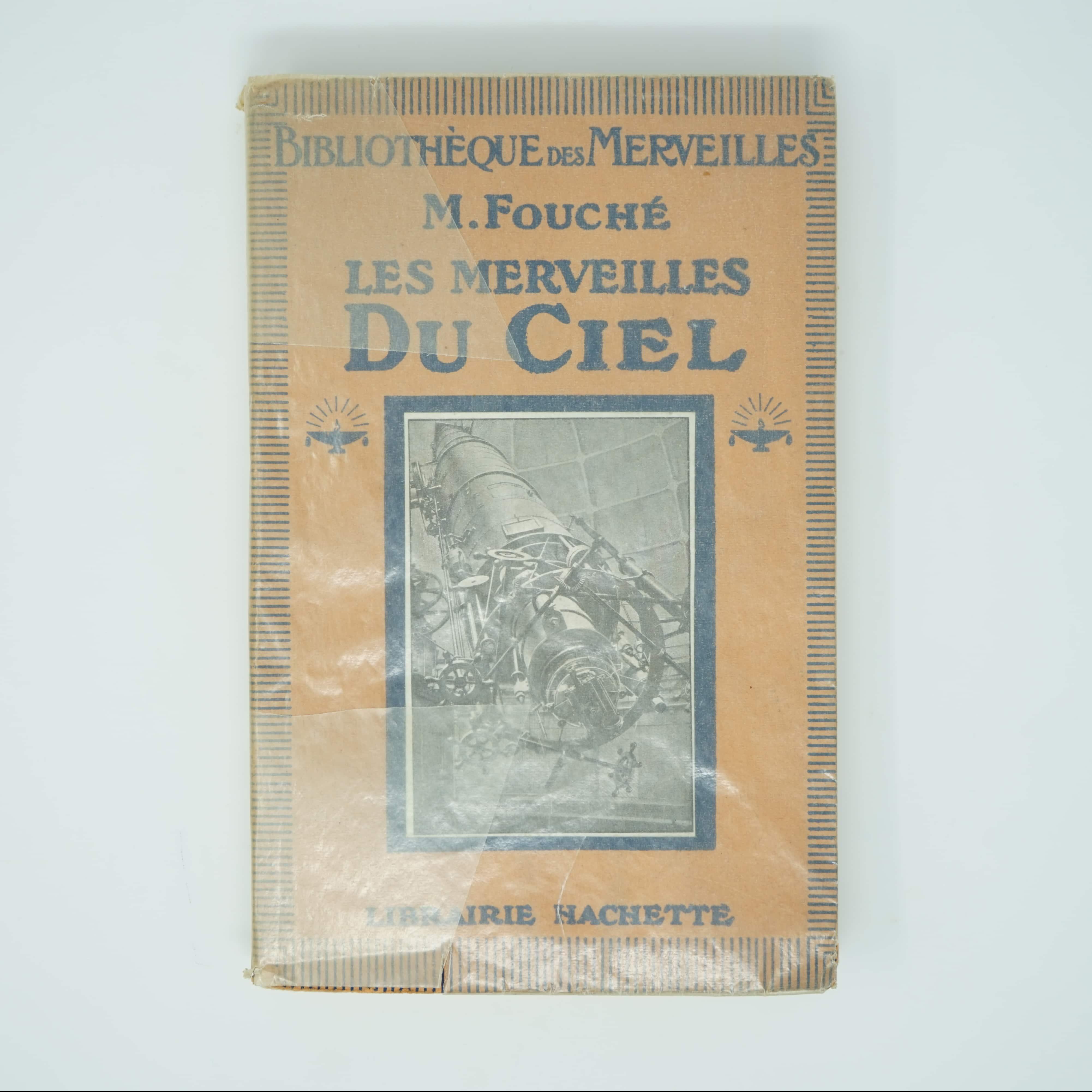 Livre Les Merveilles du Ciel Année 1926 couverture