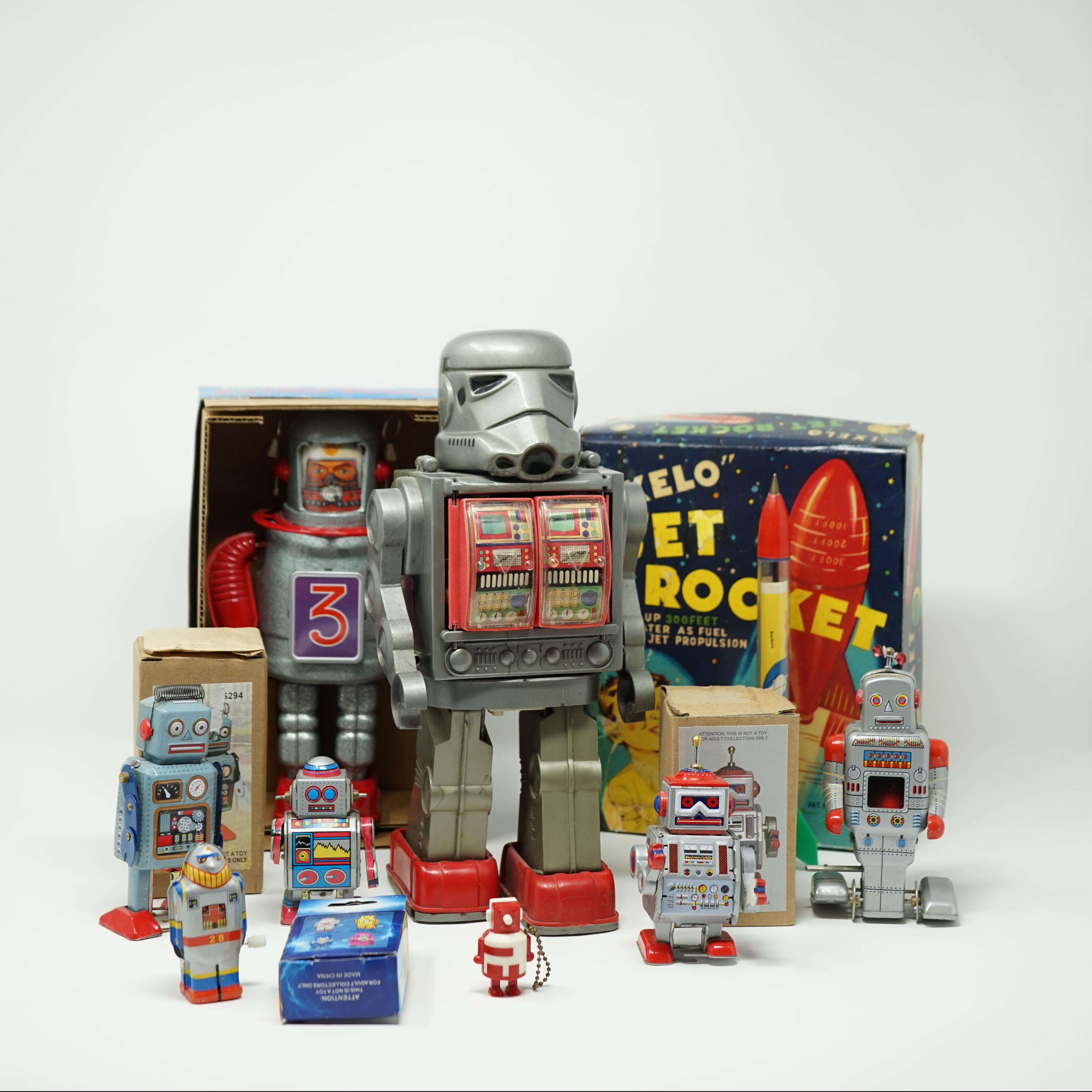 Petite Collection de Robots