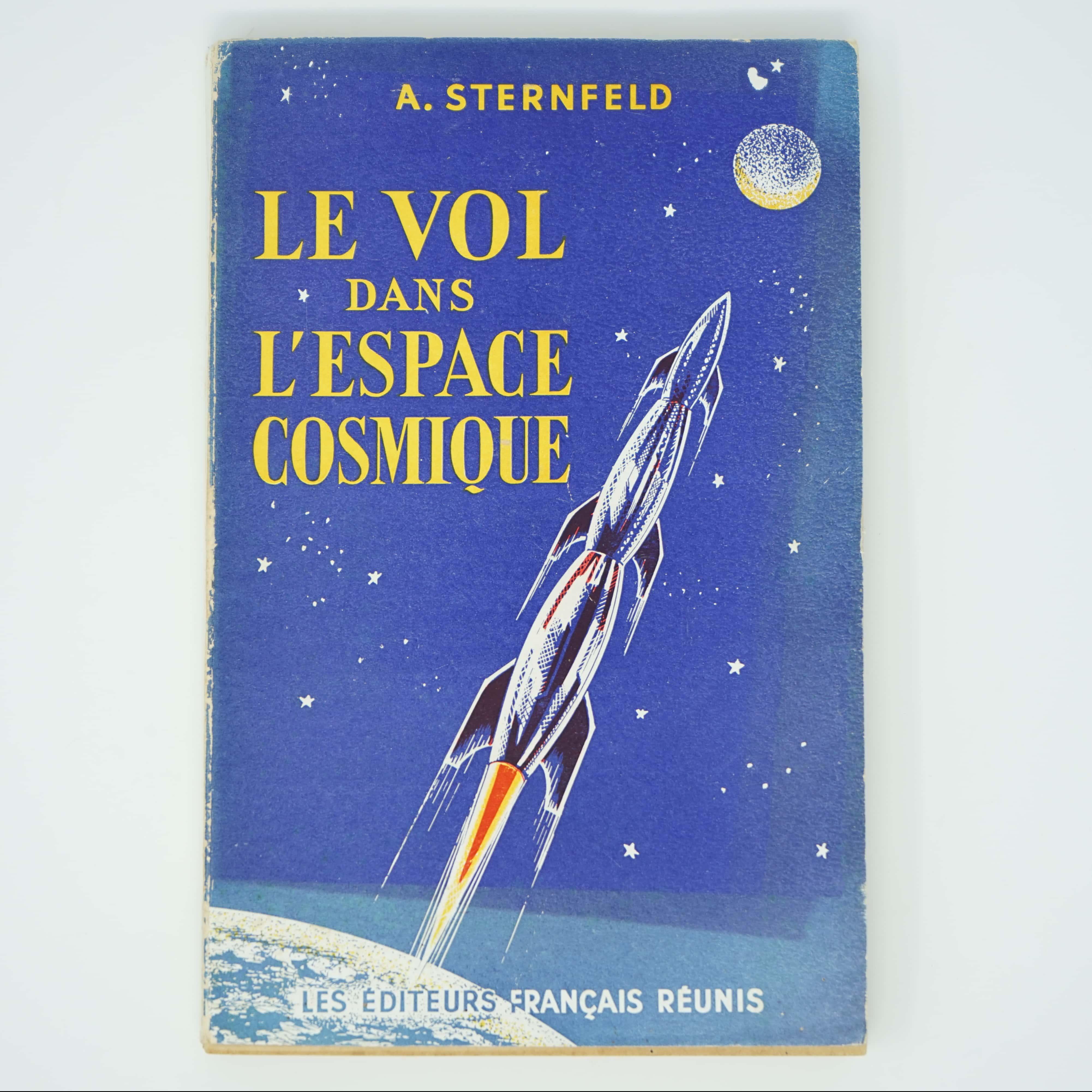 Livre Le Vol Dans l'Espace Cosmique