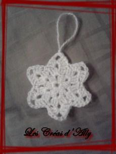Etoile Crochet 1.2
