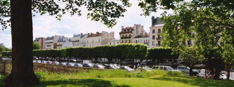 Un Château à Vincennes