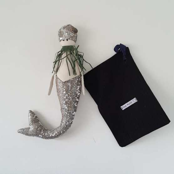 poupée sirène, Esther, Poupée décorative, Fred Petit
