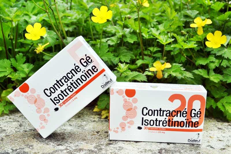 huitieme mois acné roaccutane curacné contracné gé procuta les deboires de carlita katia carladous