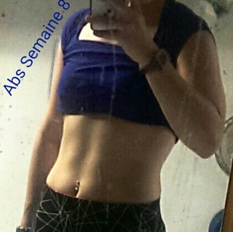 overdose healthy fitness abdos les desboires de carlita