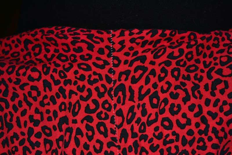 pomm poire pyjama midnight porté les deboires de carlita