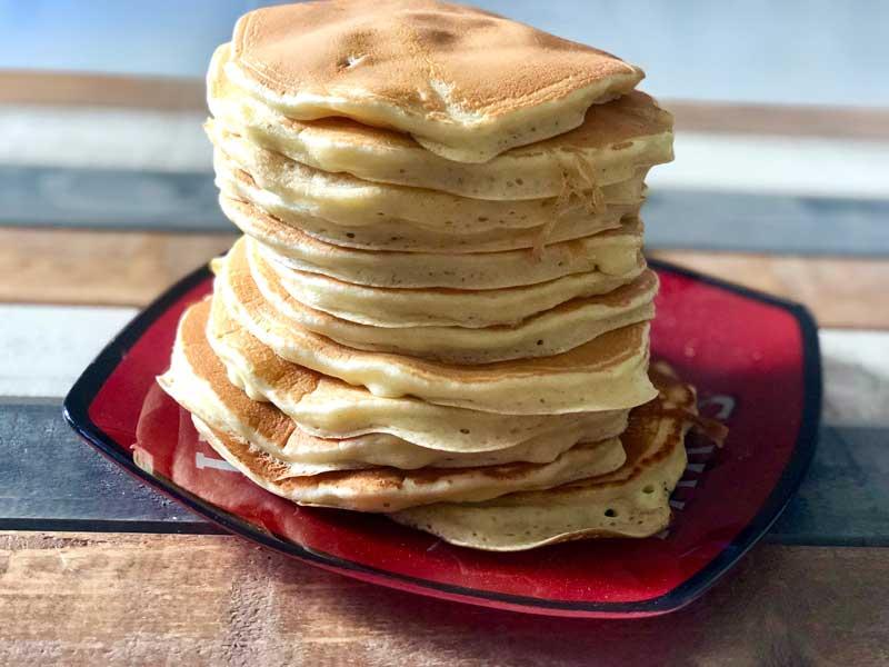 recette pancake moelleux