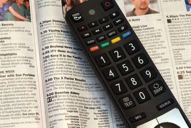 consultez le programme TV de lundi pour choisir