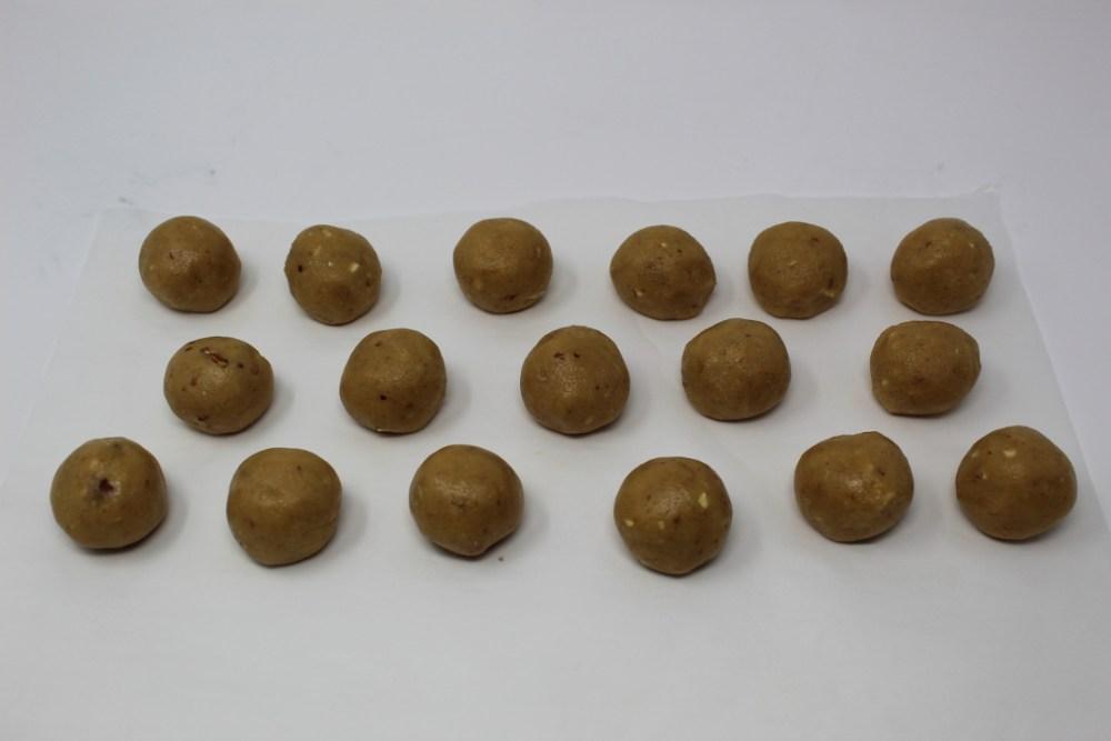 Cookies Amandes 6