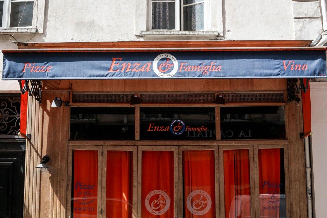 Le repas chez Enza & Famiglia - lesdeuxchouettes.fr