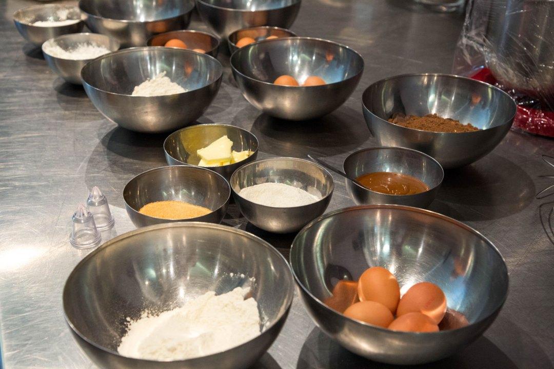Ingrédients cours de cuisine - lesdeuxchouettes.fr