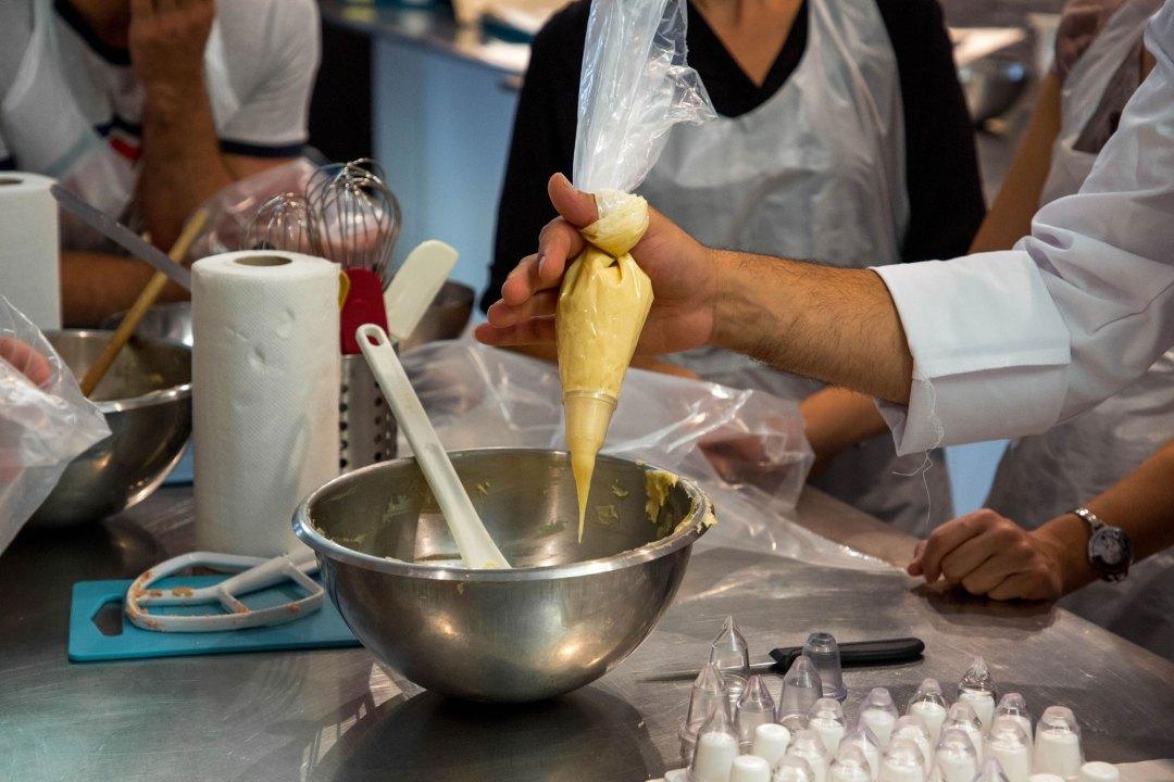 Cours de cuisine - lesdeuxchouettes.fr