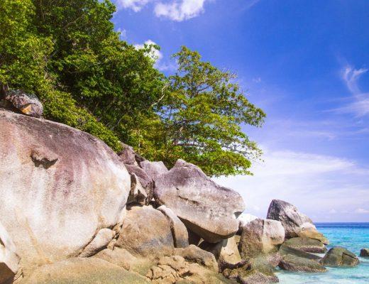 Iles proches de Phuket - Lesdeuxchouettes.fr
