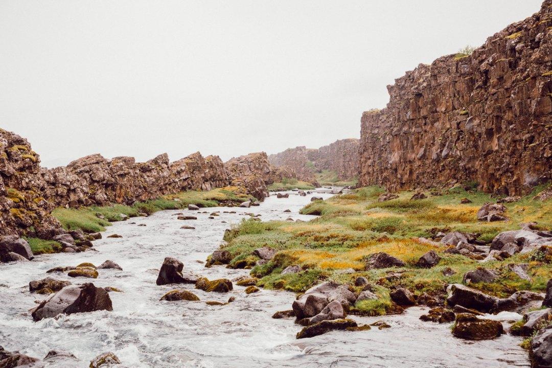 Reykjavík et ses environs - Pingvellir - Lesdeuxchouettes.fr