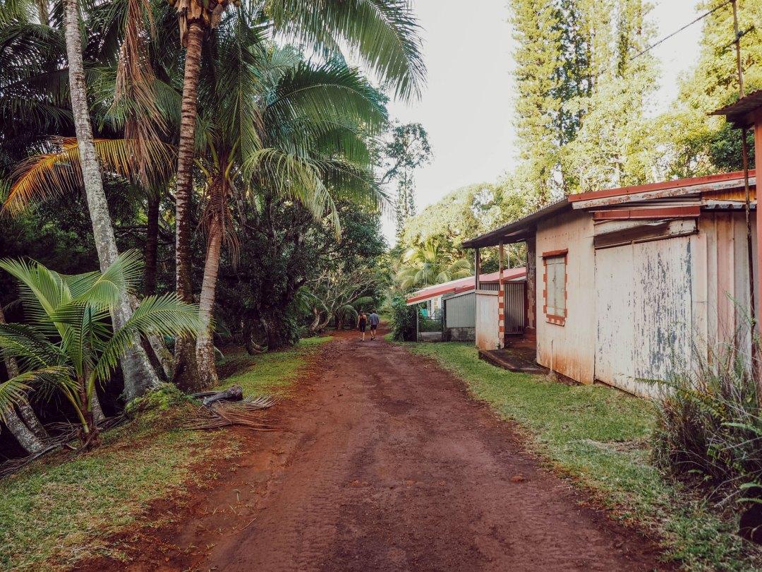 Le village de Prony - Lesdeuxchouettes.fr