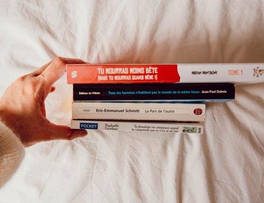 Mes dernières lectures #3 - Lesdeuxchouettes.fr
