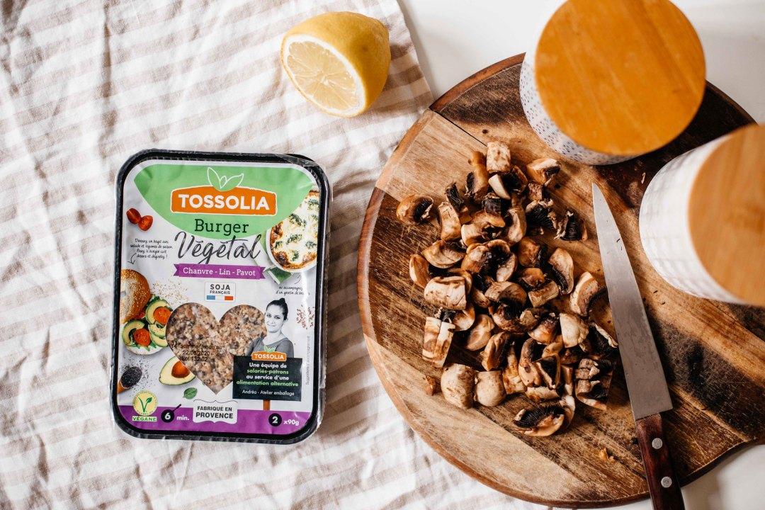 Tofu Curcuma Tossolia - Les Deux Chouettes