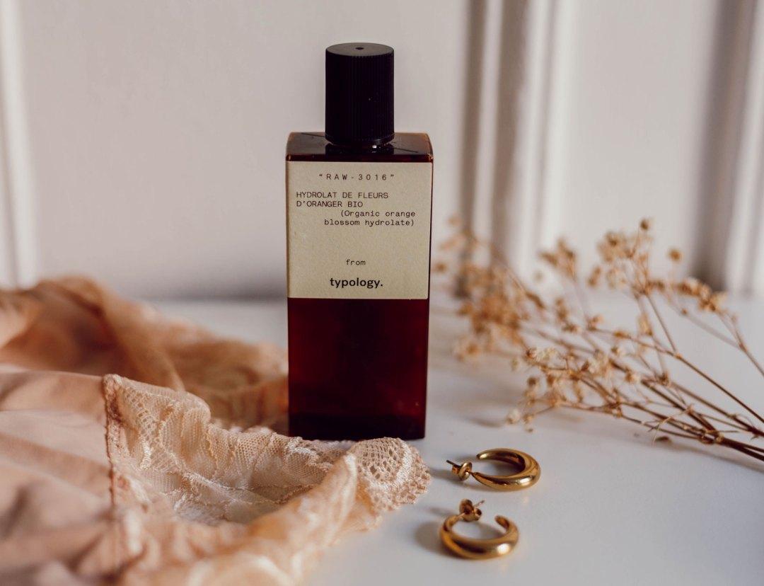 Hydrolat de fleur d'oranger Typology - Les Deux Chouettes