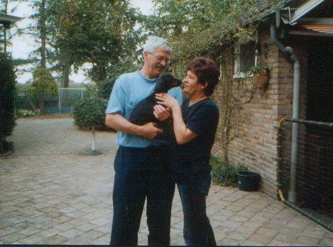Piet en Corry Hendrikx - Oomen