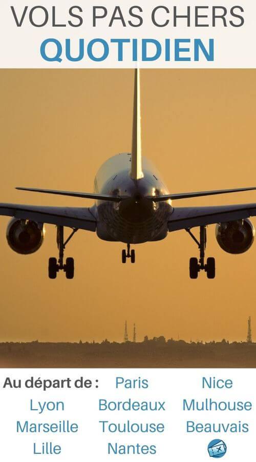 un bon plan de billet d avion pour