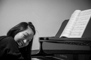 Jeune pianiste