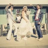 Les mariés et Elvis