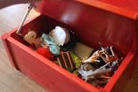 Où on cache de la Mini Bouffe et des animaux...