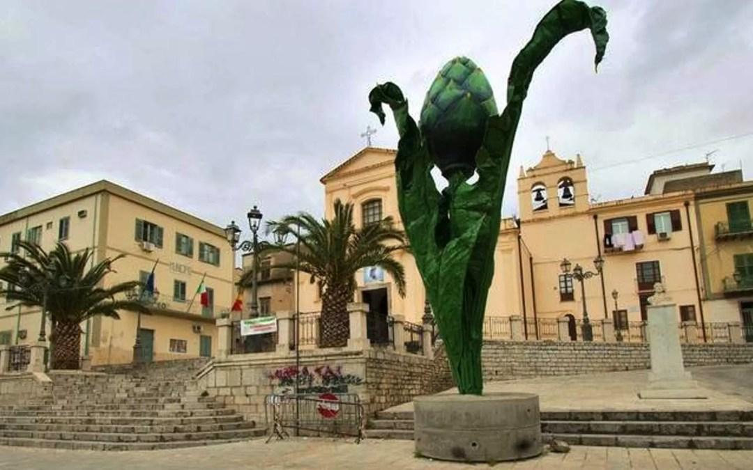 Cerda, la ville de l'artichaut – Sicile