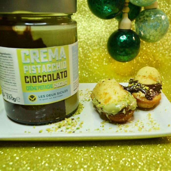 pistache et chocolat