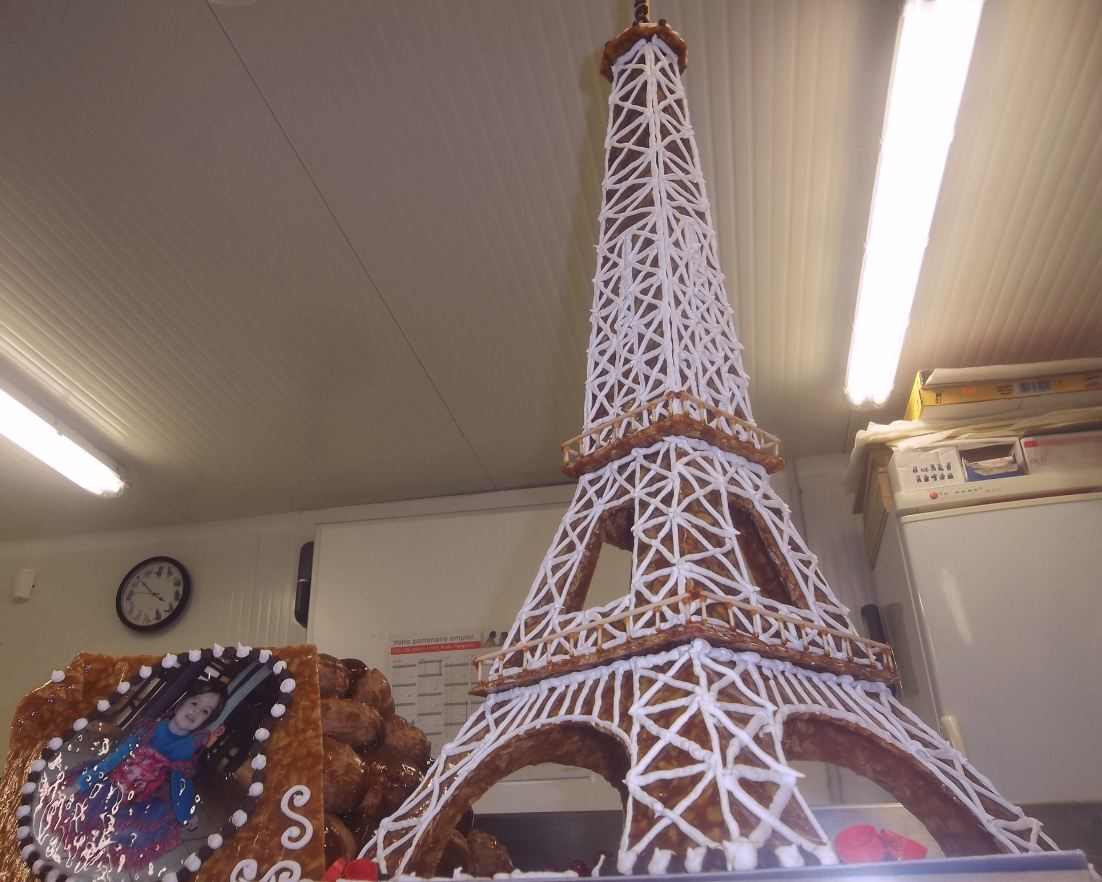 Pice Monte Tour Eiffel Photo