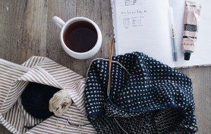 tricot, café