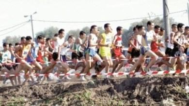 Photo de 27e championnat universitaire de Cross-Country, sacre de Rabat et Settat