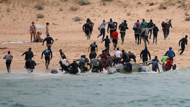 Photo de Les Marocains en tête des migrants refoulés de l'Espagne