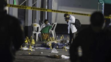 Photo de Mexique: sept morts lors d'une attaque dans un bar