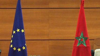 Photo de Signature de l'accord agricole entre le Maroc et l'UE, incluant le Sahara