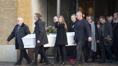 Photo de Funérailles de l'étudiante norvégienne tuée à Imlil