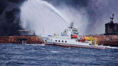 Photo de Chine : Un cargo taïwanais coule faisant un mort et 10 disparus