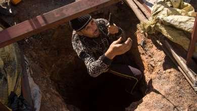 Photo de Jerada : Fermeture de 2.000 puits clandestins