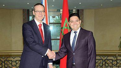 Photo de Maroc-UK: Grandes opportunités de développer les excellentes relations