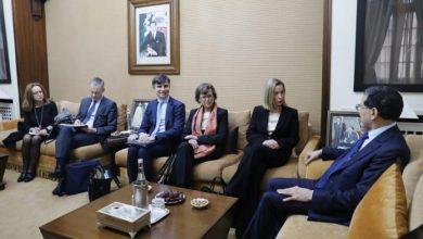 Photo de Maroc-UE : El Othmani et Mogherini se félicitent des perspectives prometteuses du partenariat entre les deux parties