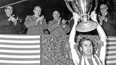 Photo de Isacio Calleja, légende de l'Atletico Madrid, n'est plus